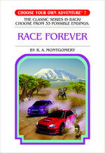 Race Forever-Hardcover Edition