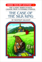Choose Your Own Adventure #14 The Case of the Silk King Hardcover
