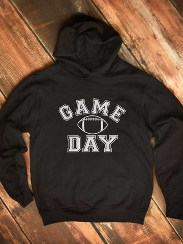Cool Game Day Hoodie