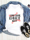 [PRE SALE] Baseball Rub Some Dirt On It T-shirt