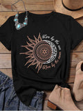 Live By The Sun Love By The Moon T-shirt