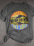 Freedom Let's Go Get Lost T-Shirt