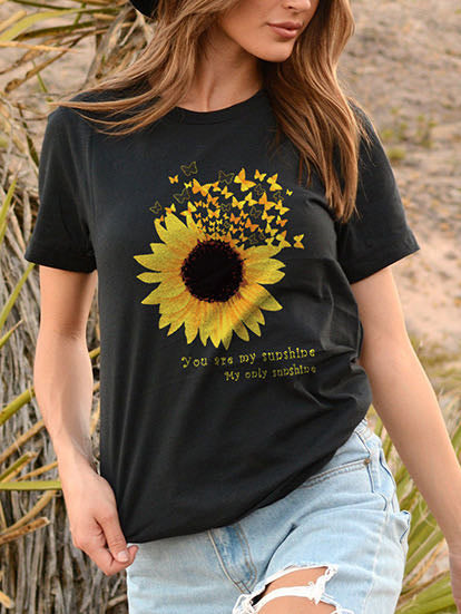 You Are My Only Sunshine T-shirt