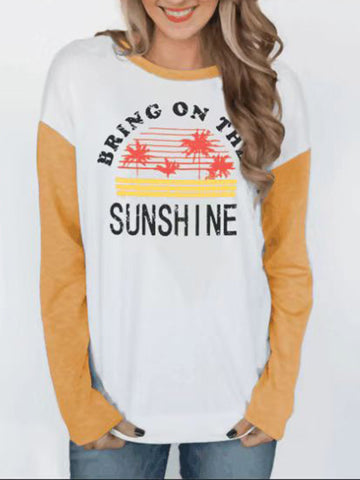 Bring On The  Sunshine T-shirt