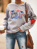 I Only Raise Ballers Sweatshirt