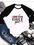 [PRE SALE] Baseball Rub Some Dirt On It Tee