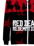 Red Dead Redemption II Zipper Hoodie