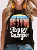 Go Out Camping Tank Top