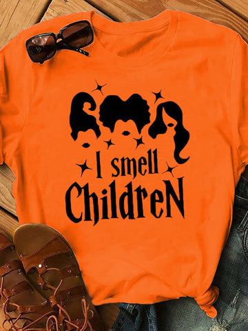 I Smell Children Hocus Pocus T-shirt