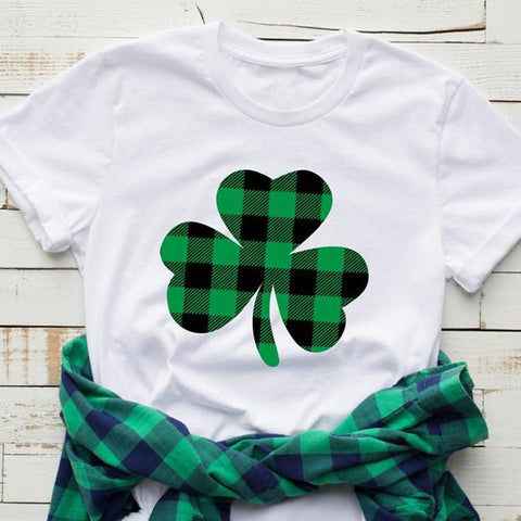 [PRE SALE] St. Patrick's Day Shamrock T-shirt