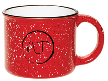 Load image into Gallery viewer, When I Grow Up - Red Ceramic Campfire Mug - Nathan Thomas