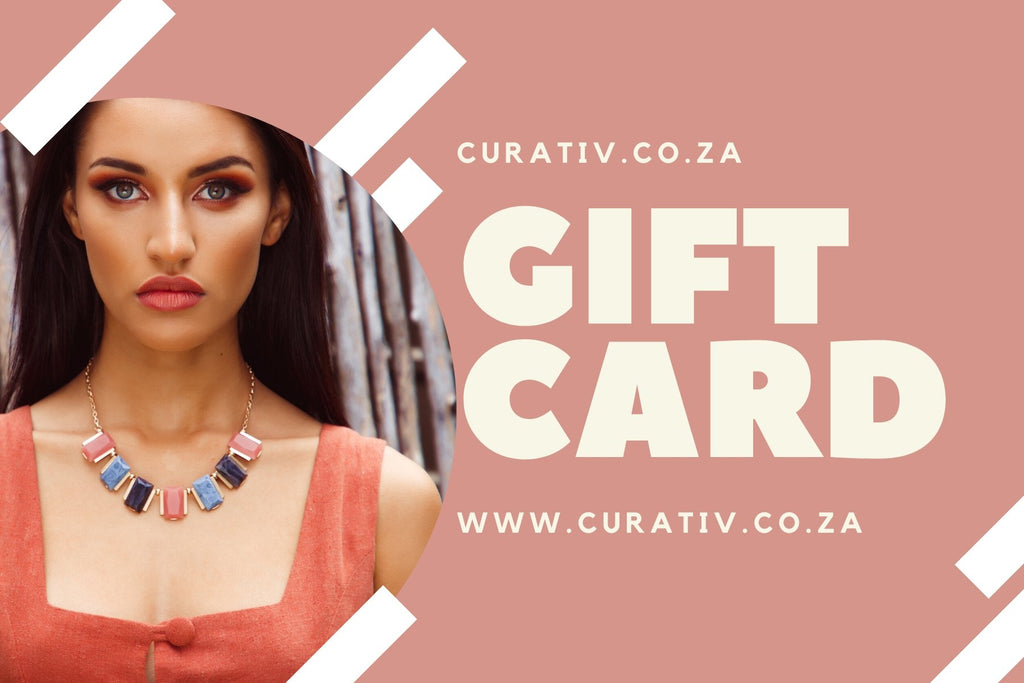 Gift Card - curAtiv Jewellery