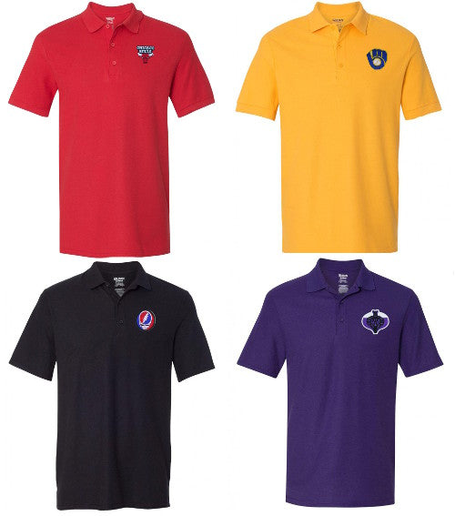 Cotton Polo Examples