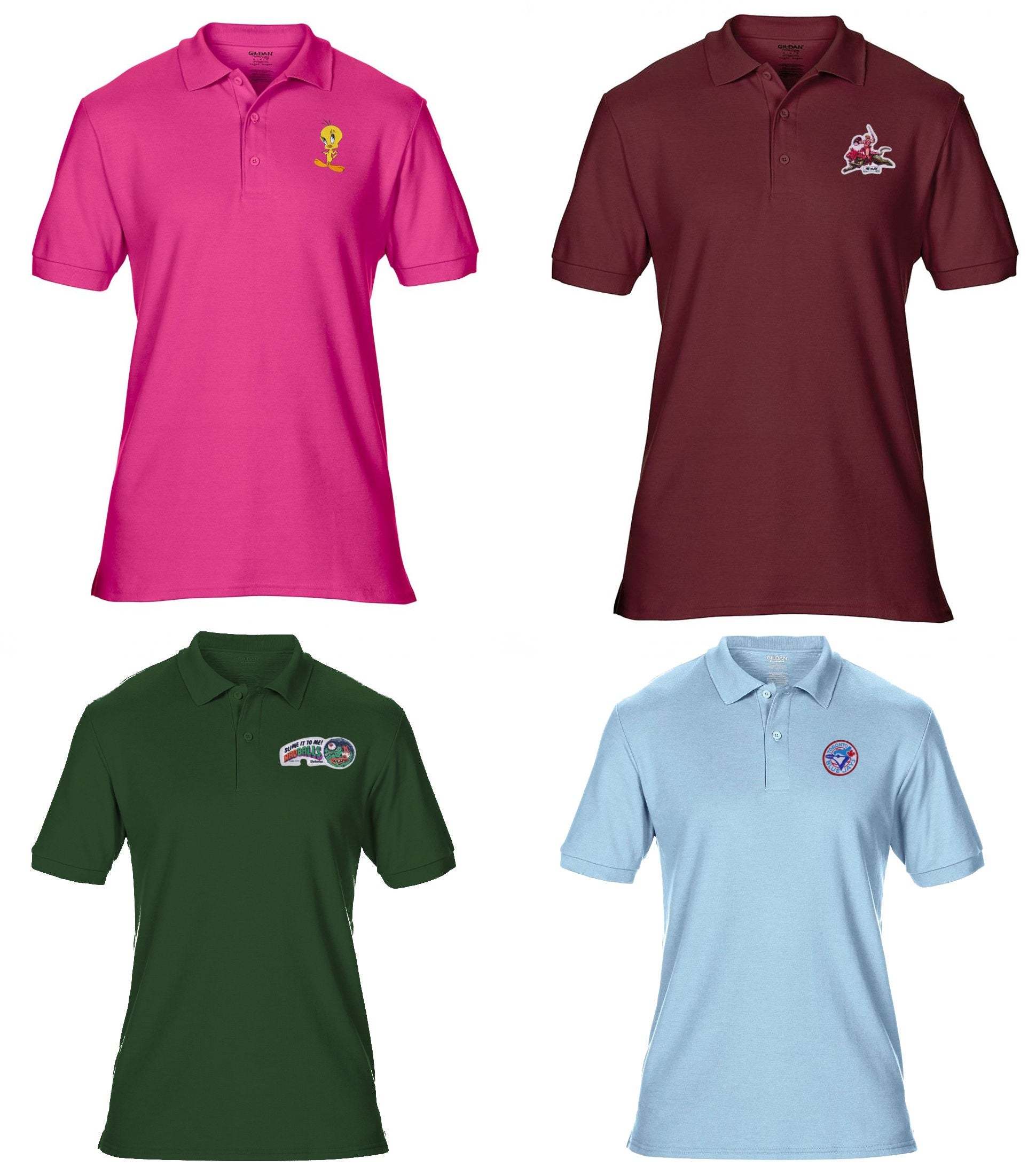 DryBlend Polo Examples
