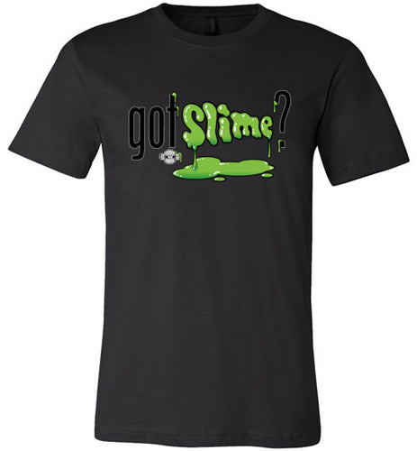 Got Slime?: Fitted T-Shirt (Soft)