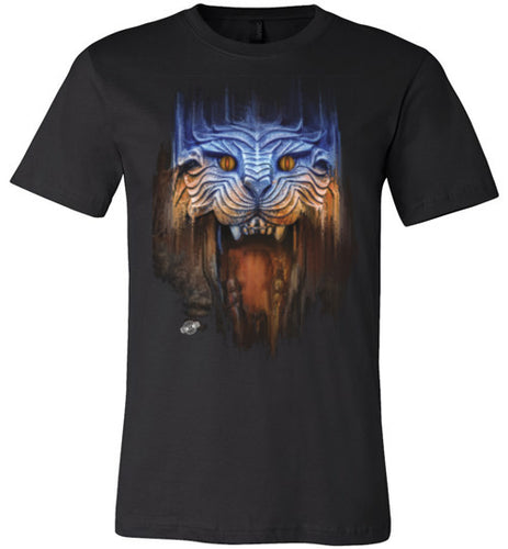 Eternal Lion: Fitted T-Shirt (Soft)