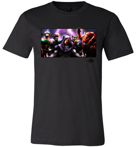 Evil Warriors: Fitted T-Shirt (Soft)