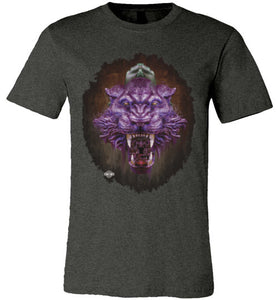 Eternal Panther: Fitted T-Shirt