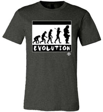Evolution: Fitted T-Shirt (Soft)