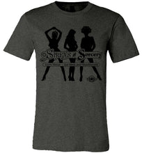 Sirens & Sorcery: Fitted T-Shirt (Soft)