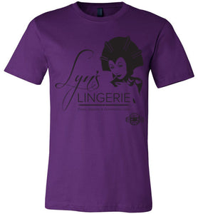 Lyn's Lingrie: Fitted T-Shirt (Soft)