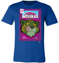 Whiskas: Fited T-Shirt (Soft)