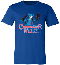 Commander M.I.C. 2.0: Fitted T-Shirt (Soft)