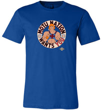 MOTU Nation Wants YOU!: Fitted T-Shirt (Soft)