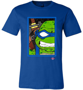 Leo TMNT: Fitted T-Shirt