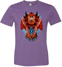 Master Of Beasts: Fited T-Shirt (Soft)