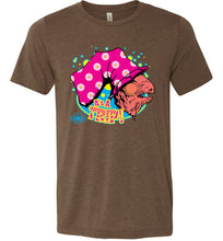 It's a TRIP!: Fitted T-Shirt (Soft)