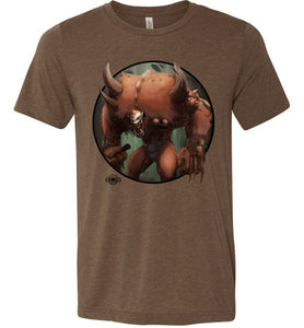 Monsterous Beast: Fited T-Shirt (Soft)
