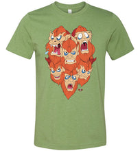 Man E Beasts: Fited T-Shirt (Soft)
