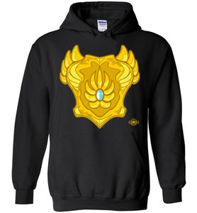 Battle Damage She Classic Undamaged: Hoodie