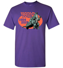 World Tour Zilla: T-Shirt