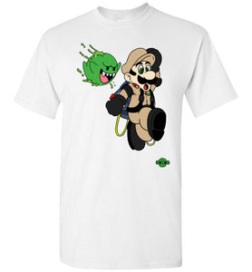 Slimed Ghost Bros.: T-Shirt