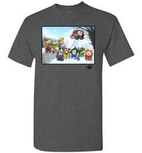 "MOTU Kids ""Winter Ambush"": T-Shirt"