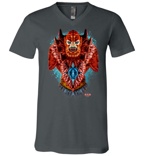 Master of Beasts: V-Neck