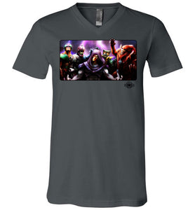 Evil Warriors: V-Neck
