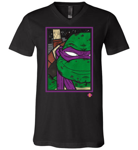 Donnie TMNT: V-Neck