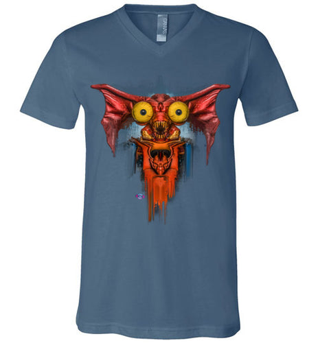 Horde Menace: V-Neck