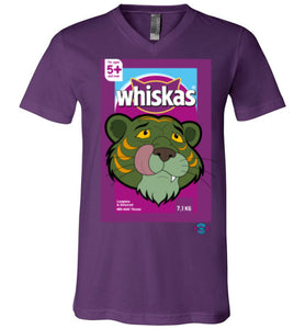 Whiskas: V-Neck