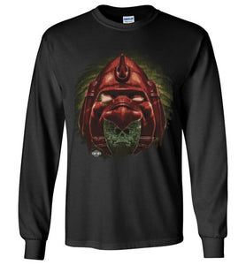 Eternal Cat: Long Sleeve T-Shirt