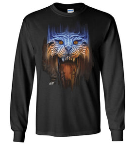 Eternal Lion: Long Sleeve T-Shirt
