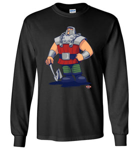 Ram of Man: Long Sleeve T-Shirt