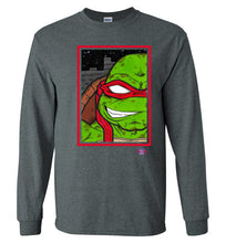Raph TMNT: Long Sleeve T-Shirt