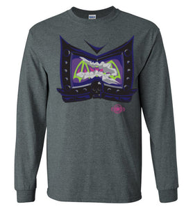 Battle Damage Bad (2-Strike): Long Sleeve Shirt