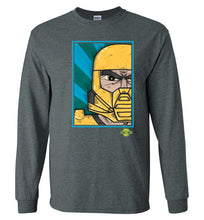 Rockwell: Long Sleeve T-Shirt