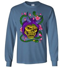 Skelly Hannya: Long Sleeve T-Shirt