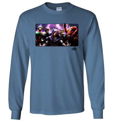 Evil Warriors: Long Sleeve T-Shirt